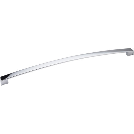 View a Larger Image of Merrick Pull, 320 mm C/C, Polished Chrome