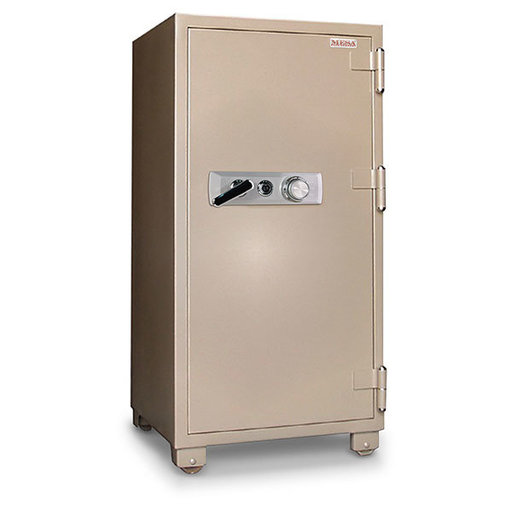 View a Larger Image of Mesa 2-Hour Fire Safe with Combination Lock, 13.3 cu. ft., Tan, Model MFS170C