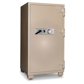 Mesa 2-Hour Fire Safe with Combination Lock, 6.8 cu. ft., Tan, Model MFS120C