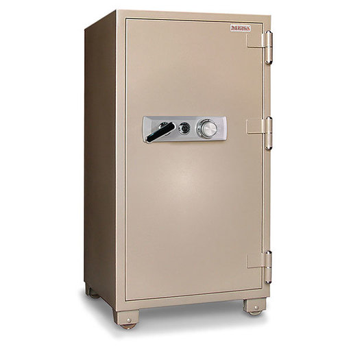 View a Larger Image of Mesa 2-Hour Fire Safe with Combination Lock, 8.5 cu. ft., Tan, Model MFS140C