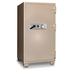 Mesa 2-Hour Fire Safe with Combination Lock, 8.5 cu. ft., Tan, Model MFS140C