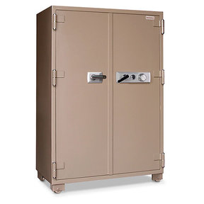 Mesa 2-Hour Fire Safe with Double Doors and Combination Lock, 20.7 cu. ft., Tan, Model MFS170DDC