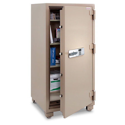 View a Larger Image of Mesa 2-Hour Fire Safe with Electronic Lock, 12.2 cu. ft., Tan, Model MFS160E