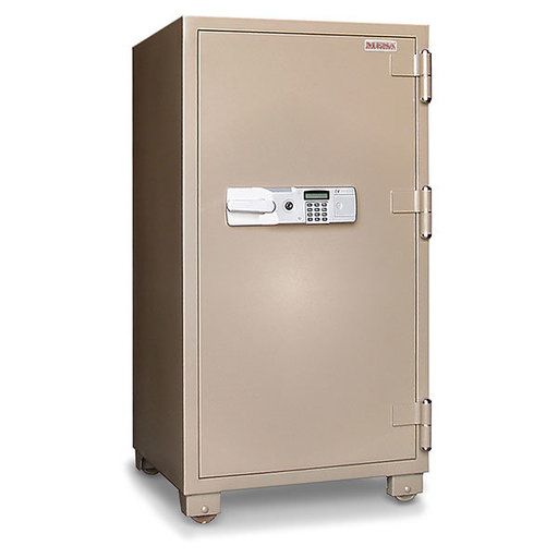 View a Larger Image of Mesa 2-Hour Fire Safe with Electronic Lock, 8.5 cu. ft., Tan, Model MFS140E