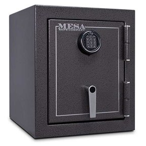 Mesa Burglary and Fire Safe with Electronic Lock, 1.7 cu.ft., Hammered Grey, Model MBF1512E