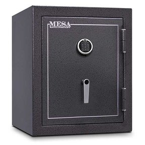 Mesa Burglary and Fire Safe with Electronic Lock, 4.1 cu.ft. , Hammered Grey, Model MBF2620E