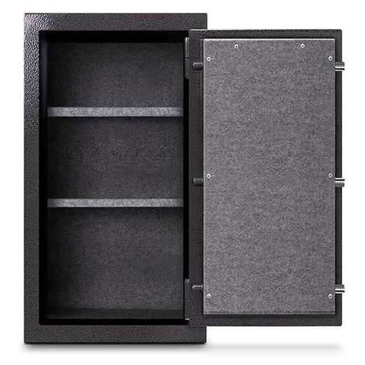 View a Larger Image of Mesa Burglary and Fire Safe with Electronic Lock, 6.4 cu.ft. , Hammered Grey, Model MBF3820E