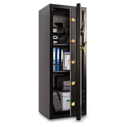 View a Larger Image of Mesa Burglary and Fire Safe with Electronic Lock, 7.9 cu.ft., Black, Model MBF5922E-P