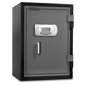 Mesa Fire Safe with Electronic Lock, 1.7 cu. ft., Black and Gray, Model MF70E