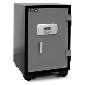 Mesa Fire Safe with Electronic Lock, 2.1 cu. ft., Black and Gray, Model MF75E