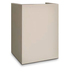 Mesa Hotel/Residential Pedestal for MH101 Safe, Cream, Model  MP101