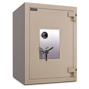 Mesa TL-15 Safe with U.L.-listed Group 2 Combination Lock, 22.2 cu. ft., Parchment, Model MTLE3524