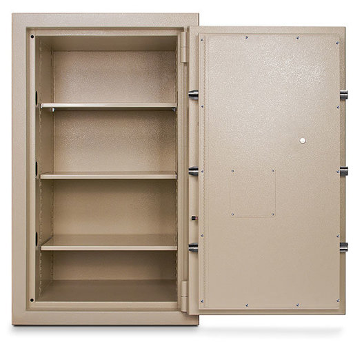 View a Larger Image of Mesa TL-15 Safe with U.L.-listed Group 2 Combination Lock, 27.5 cu. ft., Parchment, Model MTLE4524