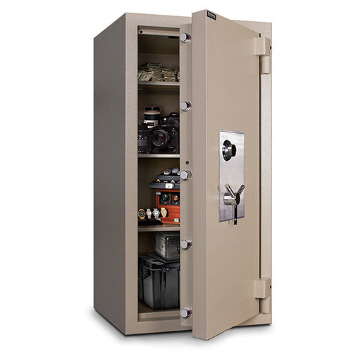 View a Larger Image of Mesa TL-15 Safe with U.L.-listed Group 2 Combination Lock, 32.8 cu. ft., Parchment, Model MTLE5524