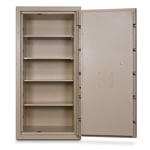 View a Larger Image of Mesa TL-15 Safe with U.L.-listed Group 2 Combination Lock, 43.0 cu. ft., Parchment, Model MTLE6528