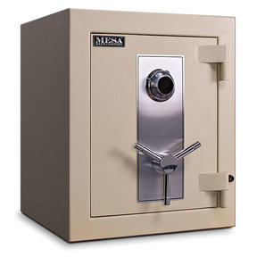 Mesa TL-15 Safe with U.L.-listed Group 2 Combination Lock, 6.5 cu. ft., Parchment, Model MTLE1814