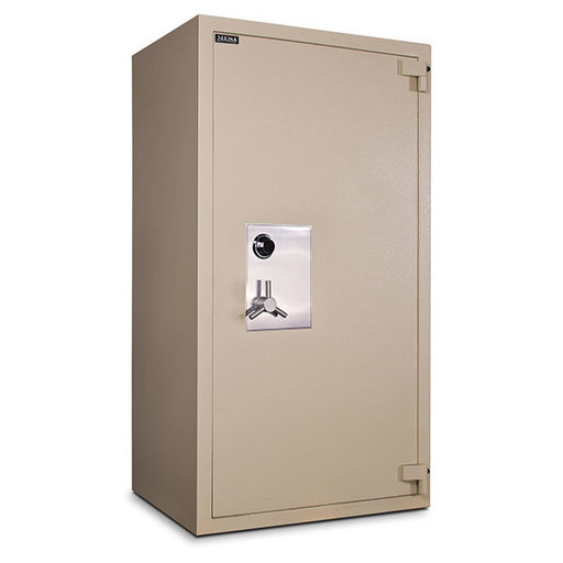 View a Larger Image of Mesa TL-15 Safe with U.L.-listed Group 2 Combination Lock, 63.9 cu. ft., Parchment, Model MTLE7236