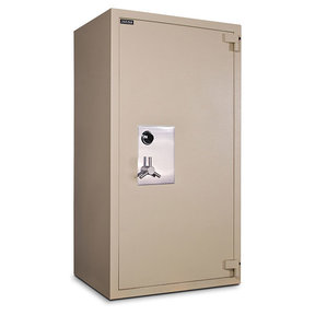 Mesa TL-15 Safe with U.L.-listed Group 2 Combination Lock, 63.9 cu. ft., Parchment, Model MTLE7236
