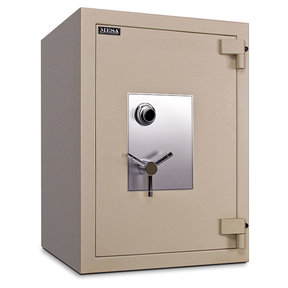Mesa TL-30 Safe with U.L.-listed Group 2 Combination Lock, 22.2 cu. ft., Parchment, Model MTLF3524