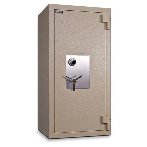 View a Larger Image of Mesa TL-30 Safe with U.L.-listed Group 2 Combination Lock, 32.8 cu. ft., Parchment, Model MTLF5524