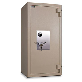Mesa TL-30 Safe with U.L.-listed Group 2 Combination Lock, 32.8 cu. ft., Parchment, Model MTLF5524