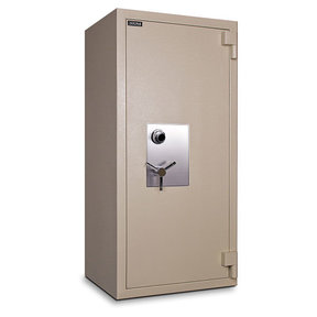 Mesa TL-30 Safe with U.L.-listed Group 2 Combination Lock, 43.0 cu. ft., Parchment, Model MTLF6528