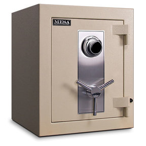 Mesa TL-30 Safe with U.L.-listed Group 2 Combination Lock, 6.5 cu. ft., Parchment, Model MTLF1814
