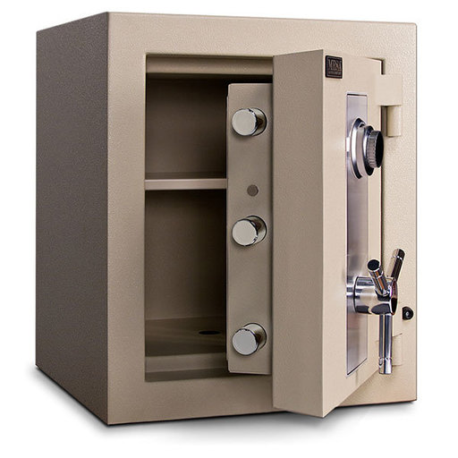 View a Larger Image of Mesa TL-30 Safe with U.L.-listed Group 2 Combination Lock, 6.5 cu. ft., Parchment, Model MTLF1814