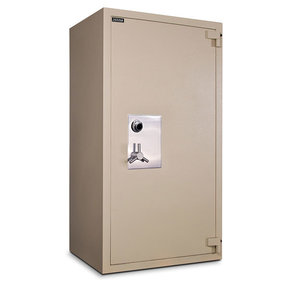 Mesa TL-30 Safe with U.L.-listed Group 2 Combination Lock, 63.9 cu. ft., Parchment, Model MTLF7236