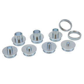 Metal Router Bushing Set