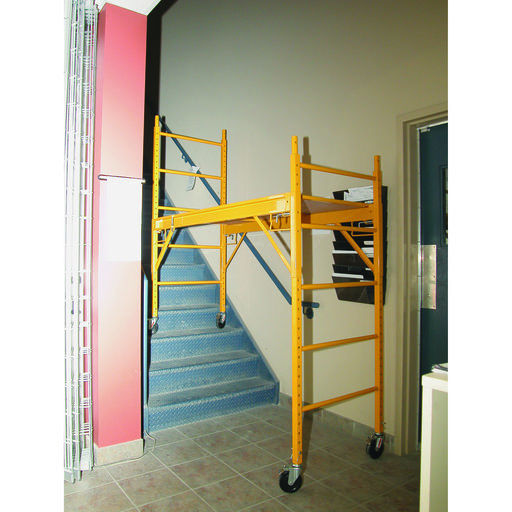View a Larger Image of 6 Foot Maxi Square Scaffold, Model I-CISC