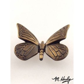 Butterfly Garden Art Sculpture, Bronze