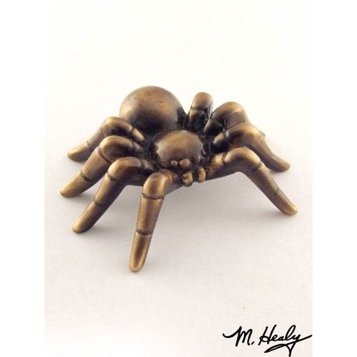 View a Larger Image of Spider Garden Art Sculpture, Bronze