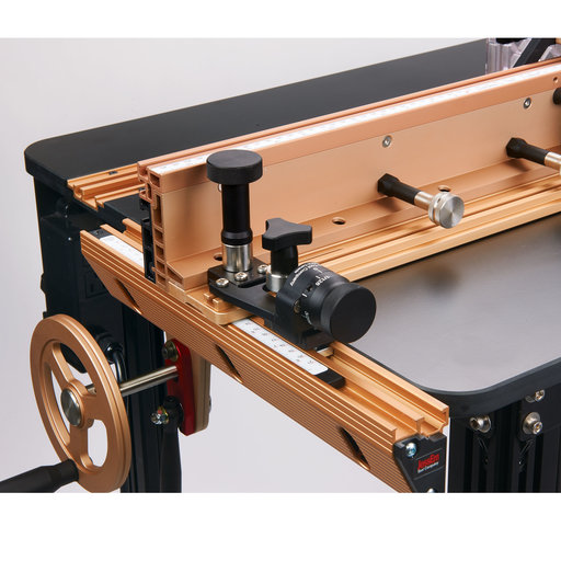 View a Larger Image of Micro-Adjuster For Router Table Fence