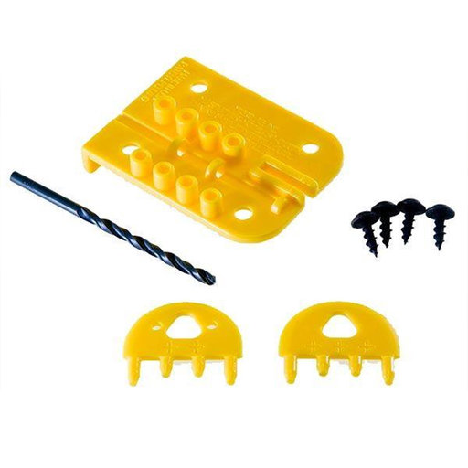 View a Larger Image of Thin Kerf Standard MJ Splitter Kit Yellow