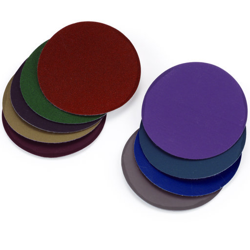 """View a Larger Image of 3"""" Hook & Loop Sanding Disc Assortment 9 pc"""