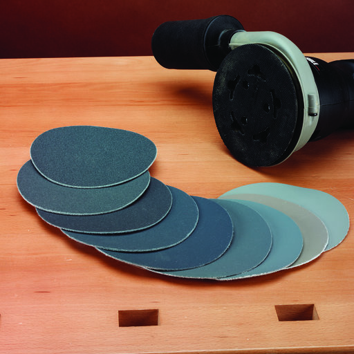 "View a Larger Image of Micro-Mesh 5"" Sanding Disc Assortment Pack"