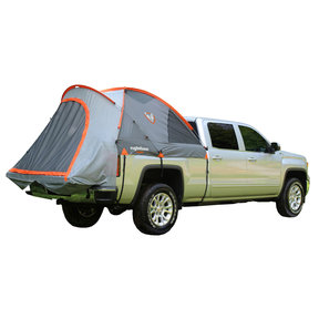Mid Size Long Bed Truck Tent (6') - Tall Bed