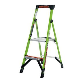 MightyLite Model 4 Stepladder 375 lbs. Capacity