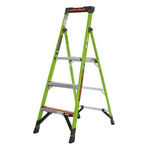 View a Larger Image of MightyLite Model 5 Stepladder 375 lbs. Capacity
