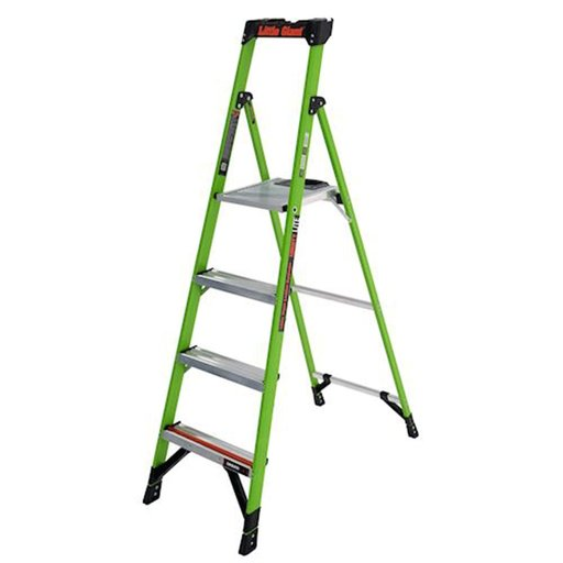 View a Larger Image of MightLite Model 6 Stepladder 300 lbs. Capacity
