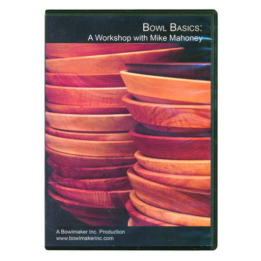 View a Larger Image of Mike Mahoney Bowl Basics DVD