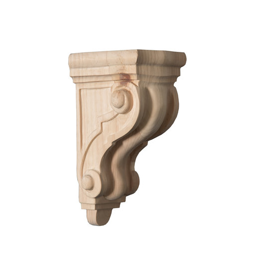 View a Larger Image of Milan Classic Corbel Pine