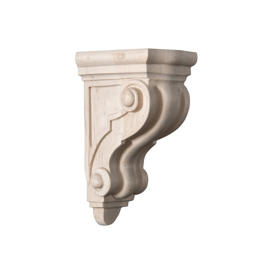 View a Larger Image of Milan Classic Corbel Soft Maple