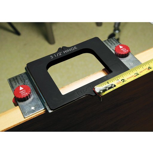 View a Larger Image of HingeMate350 Entry and Passage Door Hinge Jig