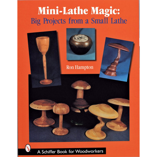 View a Larger Image of Mini Lathe Magic