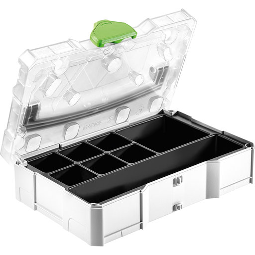 View a Larger Image of MINI systainer with Clear Lid and Insert