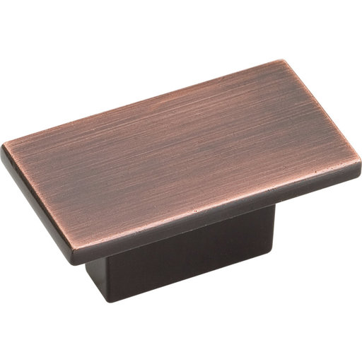 "View a Larger Image of Mirada Knob, 1-9/16"" O.L.,, Brushed Oil Rubbed Bronze"