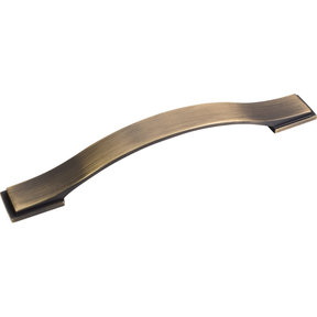 Mirada Pull, 160 mm C/C, Antique Brushed Satin Brass