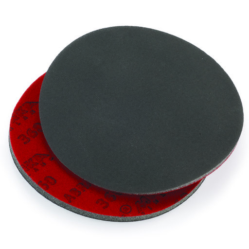 "View a Larger Image of Mirka Abralon 6"" Sanding Disc, 500 Grit, 2 pack"